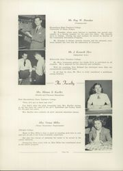 Page 12, 1951 Edition, New Holland High School - Leoninus Yearbook (New Holland, PA) online yearbook collection
