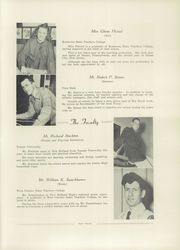 Page 13, 1951 Edition, New Holland High School - Leoninus Yearbook (New Holland, PA) online yearbook collection