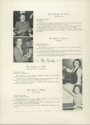 Page 14, 1951 Edition, New Holland High School - Leoninus Yearbook (New Holland, PA) online yearbook collection
