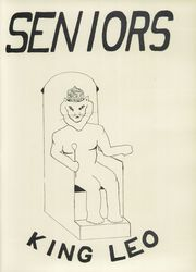 Page 17, 1951 Edition, New Holland High School - Leoninus Yearbook (New Holland, PA) online yearbook collection