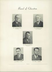 Page 8, 1951 Edition, New Holland High School - Leoninus Yearbook (New Holland, PA) online yearbook collection