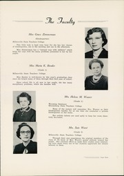 Page 11, 1954 Edition, New Holland High School - Leoninus Yearbook (New Holland, PA) online yearbook collection