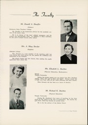 Page 15, 1954 Edition, New Holland High School - Leoninus Yearbook (New Holland, PA) online yearbook collection