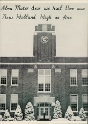 Page 5, 1954 Edition, New Holland High School - Leoninus Yearbook (New Holland, PA) online yearbook collection
