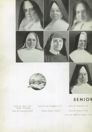Page 16, 1935 Edition, Catholic High School For Girls - Silver Sands Yearbook (Philadelphia, PA) online yearbook collection