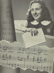 Page 17, 1948 Edition, Catholic High School For Girls - Silver Sands Yearbook (Philadelphia, PA) online yearbook collection