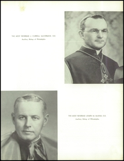 Page 11, 1955 Edition, Catholic High School For Girls - Silver Sands Yearbook (Philadelphia, PA) online yearbook collection