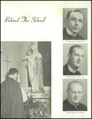 Page 13, 1955 Edition, Catholic High School For Girls - Silver Sands Yearbook (Philadelphia, PA) online yearbook collection