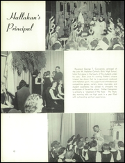 Page 16, 1955 Edition, Catholic High School For Girls - Silver Sands Yearbook (Philadelphia, PA) online yearbook collection