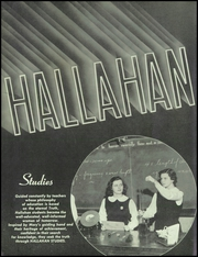 Page 8, 1955 Edition, Catholic High School For Girls - Silver Sands Yearbook (Philadelphia, PA) online yearbook collection