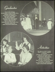 Page 9, 1955 Edition, Catholic High School For Girls - Silver Sands Yearbook (Philadelphia, PA) online yearbook collection