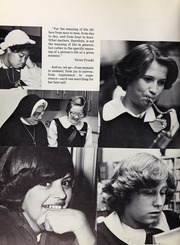 Page 16, 1977 Edition, Catholic High School For Girls - Silver Sands Yearbook (Philadelphia, PA) online yearbook collection