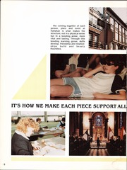 Page 10, 1985 Edition, Catholic High School For Girls - Silver Sands Yearbook (Philadelphia, PA) online yearbook collection