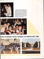 Page 11, 1985 Edition, Catholic High School For Girls - Silver Sands Yearbook (Philadelphia, PA) online yearbook collection