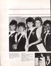 Page 10, 1986 Edition, Catholic High School For Girls - Silver Sands Yearbook (Philadelphia, PA) online yearbook collection