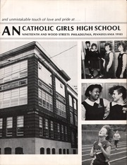 Page 7, 1986 Edition, Catholic High School For Girls - Silver Sands Yearbook (Philadelphia, PA) online yearbook collection