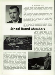 Page 14, 1963 Edition, Tussey Mountain High School - Titan Yearbook (Saxton, PA) online yearbook collection