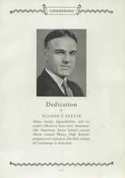 Page 9, 1932 Edition, Muncy High School - Canusarago Yearbook (Muncy, PA) online yearbook collection