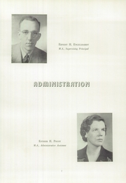 Page 11, 1946 Edition, Muncy High School - Canusarago Yearbook (Muncy, PA) online yearbook collection