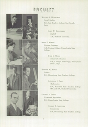 Page 13, 1946 Edition, Muncy High School - Canusarago Yearbook (Muncy, PA) online yearbook collection