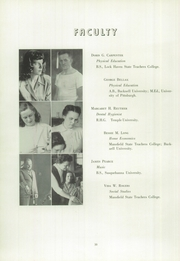Page 14, 1946 Edition, Muncy High School - Canusarago Yearbook (Muncy, PA) online yearbook collection