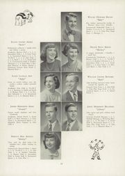 Page 17, 1952 Edition, Muncy High School - Canusarago Yearbook (Muncy, PA) online yearbook collection