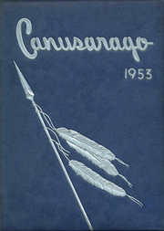 Muncy High School - Canusarago Yearbook (Muncy, PA) online yearbook collection, 1953 Edition, Page 1