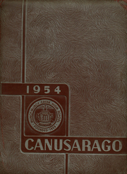 Muncy High School - Canusarago Yearbook (Muncy, PA) online yearbook collection, 1954 Edition, Page 1