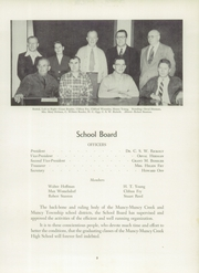 Page 13, 1954 Edition, Muncy High School - Canusarago Yearbook (Muncy, PA) online yearbook collection