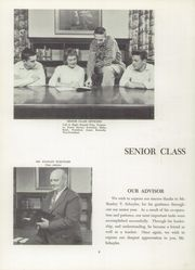 Page 12, 1958 Edition, Muncy High School - Canusarago Yearbook (Muncy, PA) online yearbook collection