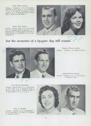 Page 13, 1958 Edition, Muncy High School - Canusarago Yearbook (Muncy, PA) online yearbook collection