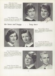 Page 14, 1958 Edition, Muncy High School - Canusarago Yearbook (Muncy, PA) online yearbook collection