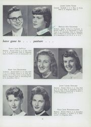 Page 15, 1958 Edition, Muncy High School - Canusarago Yearbook (Muncy, PA) online yearbook collection
