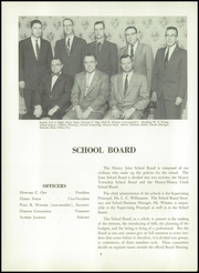 Page 10, 1959 Edition, Muncy High School - Canusarago Yearbook (Muncy, PA) online yearbook collection