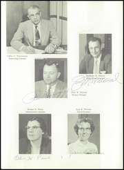 Page 11, 1959 Edition, Muncy High School - Canusarago Yearbook (Muncy, PA) online yearbook collection