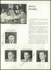 Page 16, 1959 Edition, Muncy High School - Canusarago Yearbook (Muncy, PA) online yearbook collection