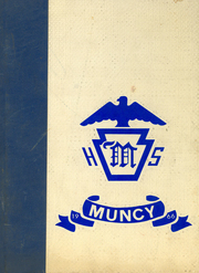 Muncy High School - Canusarago Yearbook (Muncy, PA) online yearbook collection, 1966 Edition, Page 1