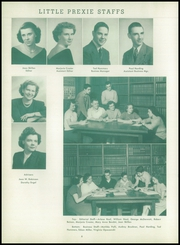 Page 10, 1949 Edition, Washington High School - Little Prexie Yearbook (Washington, PA) online yearbook collection