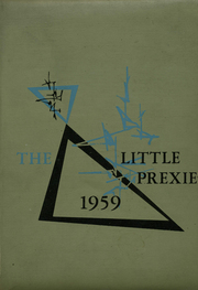 Page 1, 1959 Edition, Washington High School - Little Prexie Yearbook (Washington, PA) online yearbook collection