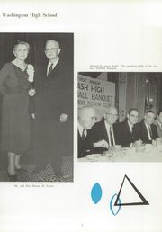 Page 11, 1959 Edition, Washington High School - Little Prexie Yearbook (Washington, PA) online yearbook collection