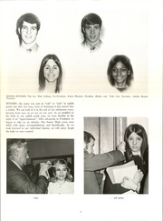 Page 16, 1970 Edition, Washington High School - Little Prexie Yearbook (Washington, PA) online yearbook collection