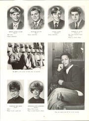 Page 17, 1970 Edition, Washington High School - Little Prexie Yearbook (Washington, PA) online yearbook collection