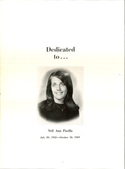Page 6, 1970 Edition, Washington High School - Little Prexie Yearbook (Washington, PA) online yearbook collection