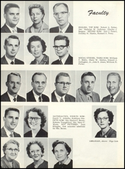 Page 12, 1960 Edition, Octorara Area High School - Venture Yearbook (Atglen, PA) online yearbook collection