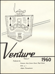 Page 5, 1960 Edition, Octorara Area High School - Venture Yearbook (Atglen, PA) online yearbook collection