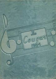 Page 1, 1954 Edition, Kutztown Area High School - Cougar Yearbook (Kutztown, PA) online yearbook collection