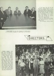 Page 10, 1954 Edition, Kutztown Area High School - Cougar Yearbook (Kutztown, PA) online yearbook collection