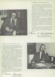 Page 11, 1954 Edition, Kutztown Area High School - Cougar Yearbook (Kutztown, PA) online yearbook collection