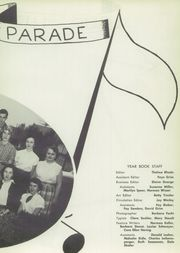 Page 7, 1954 Edition, Kutztown Area High School - Cougar Yearbook (Kutztown, PA) online yearbook collection