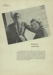 Page 8, 1944 Edition, Abington High School - Oracle Yearbook (Abington, PA) online yearbook collection